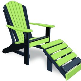 Outdoor Poly Lumber Chair