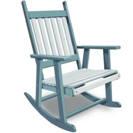 Outdoor Poly Lumber Rocking Chair