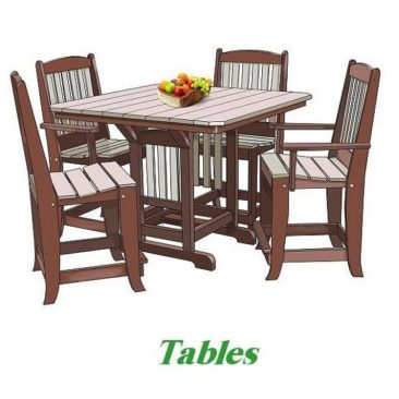 Outdoor Poly Furniture Hickory NC - Poly furniture