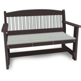 Outdoor Poly Furniture Benches